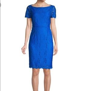DvF Ainsley lace dress💙